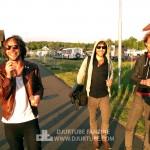 Ludwig, Marco och Janne.